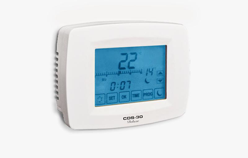 Termostato thermorossi condizionatore manuale istruzioni for Perry termostato manuale