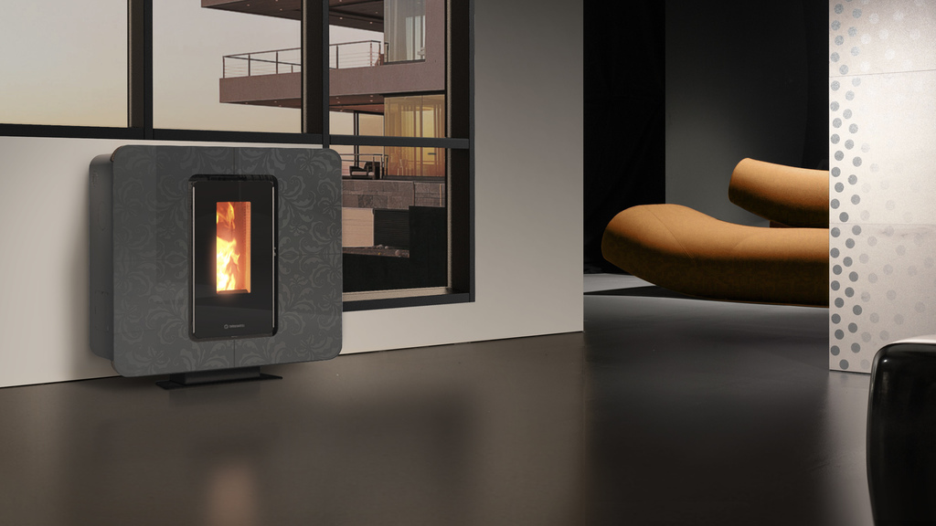 Thermorossi s p a fire lovers since 1969 slimquadro 9 for Assistenza stufe a pellet thermorossi